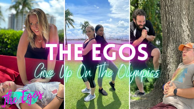 The Egos Give Up On The Olympics