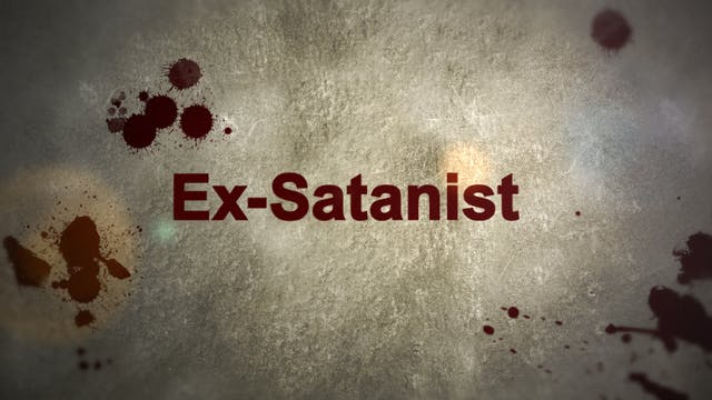 Escape From Hell - Ex Satanist john Ramirez