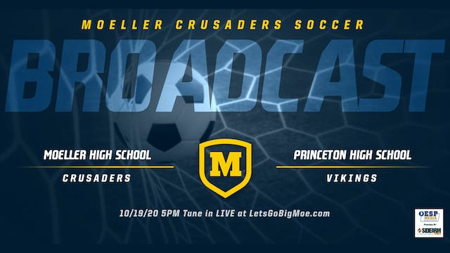 Moeller Soccer vs. Princeton Vikings - Playoffs
