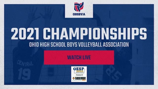 OHSBVA Match 3 - Jackson vs. Bradley - Division 1