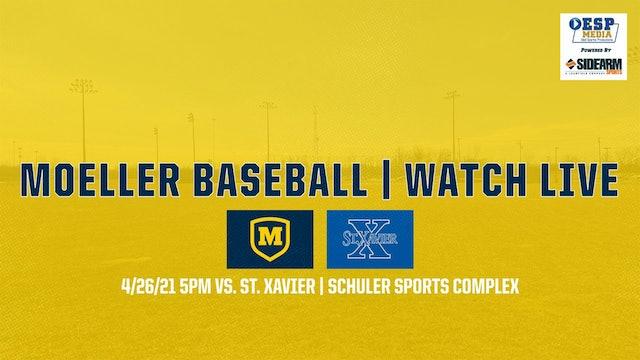Moeller Varsity Baseball vs. St. Xavier Bombers