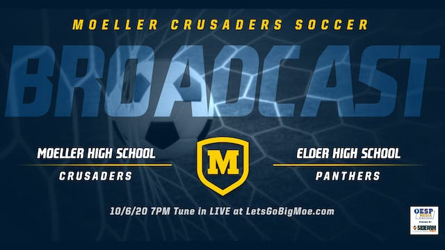 Moeller Soccer vs. Elder Panthers