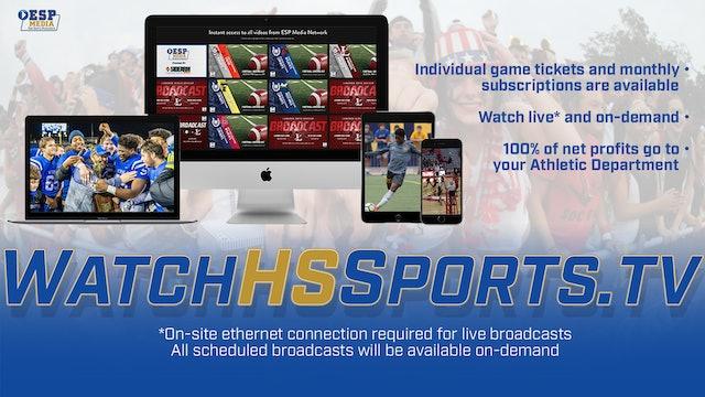 2020 Fall Sports Broadcasts