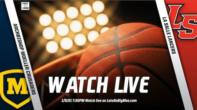 Moeller Basketball vs La Salle Lancers