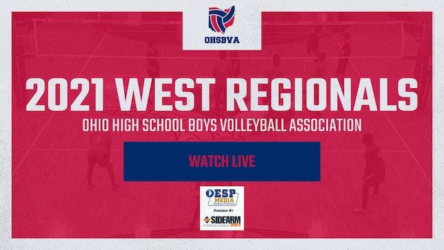OHSBVA West Regionals - Centerville vs. Northmont
