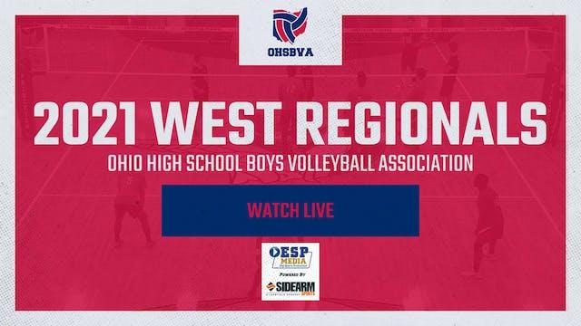 OHSBVA West Regionals - Centerville v...