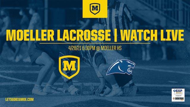 Moeller Varsity Lacrosse vs. Springboro Panthers