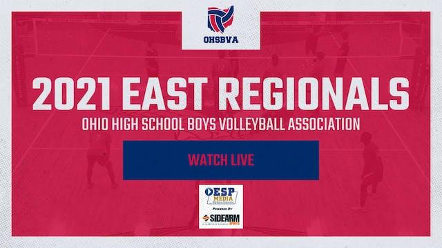 OHSBVA East Regionals - Match #1