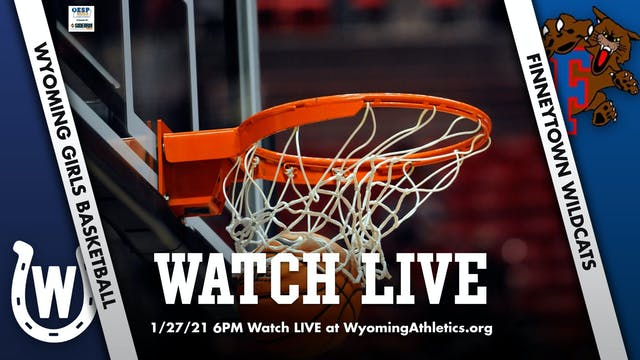 Wyoming Girls Basketball vs. Finneytown