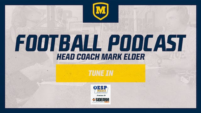 Moeller Football - Coach Mark Elder P...