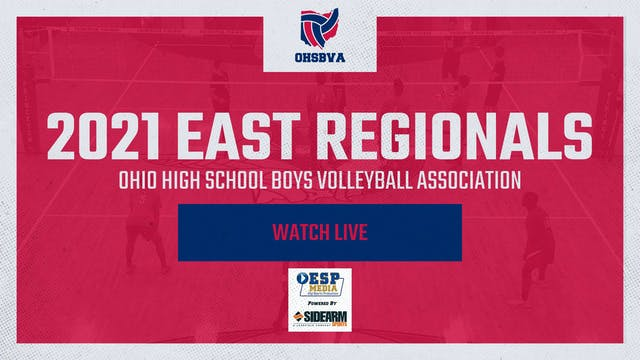 OHSBVA East Regionals - Match #2
