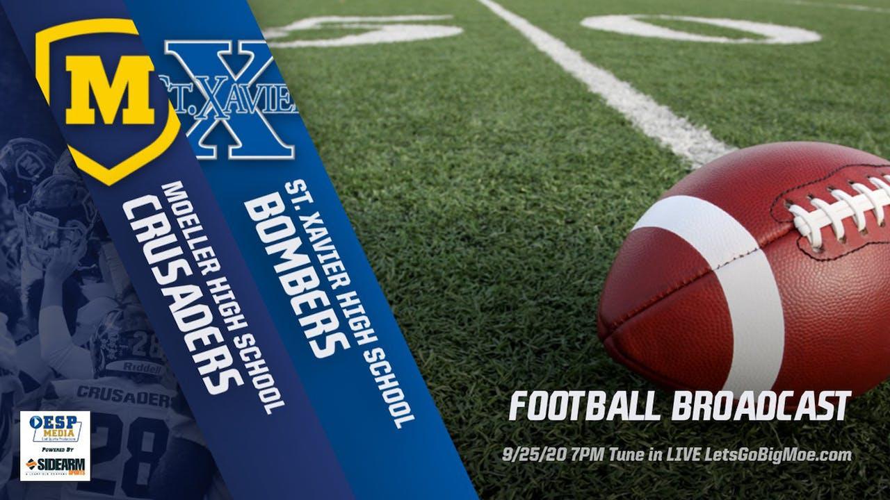 Moeller Football vs. St. Xavier Bombers