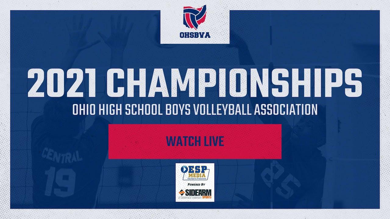 OHSBVA Match 3 - Jackson vs. Bradley - Div 1