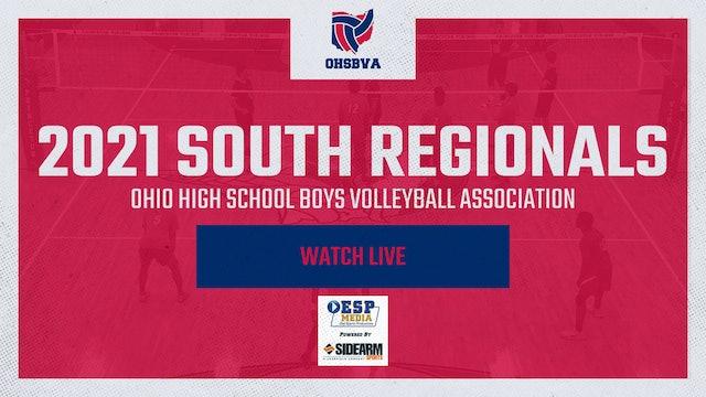 OHSBVA South Regionals - Match #1