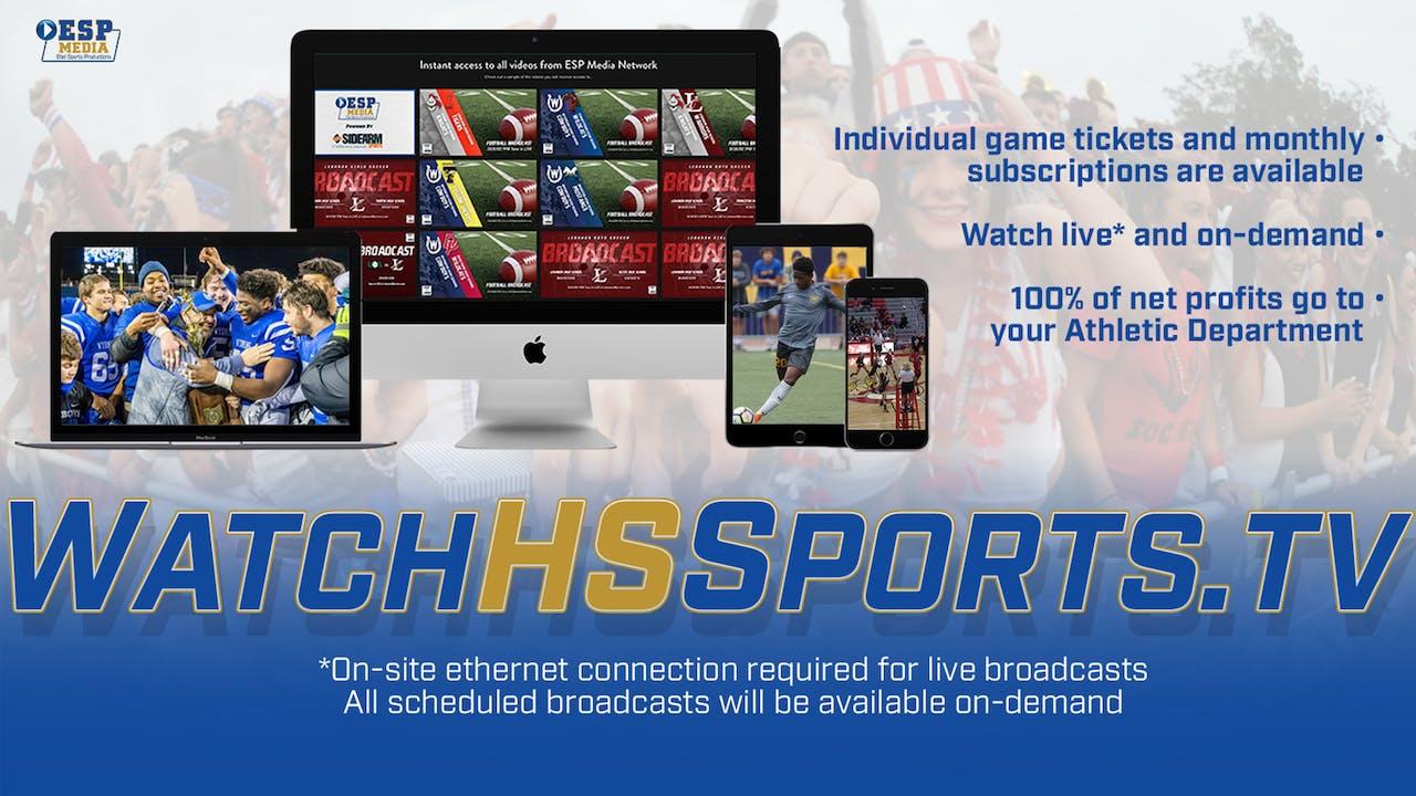 Princeton Football vs. Oak Hills Highlanders