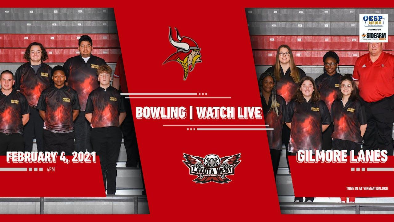 Princeton Bowling vs. Lakota West Firebirds