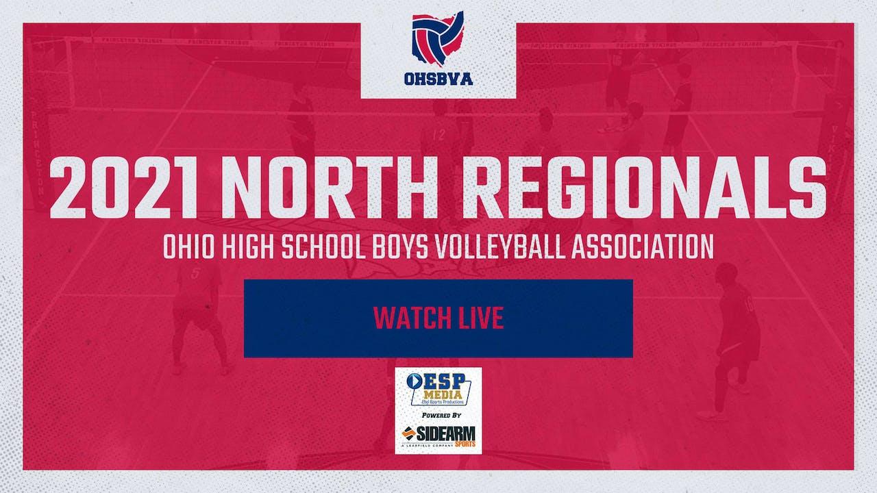 OHSBVA North Regionals - Match #3