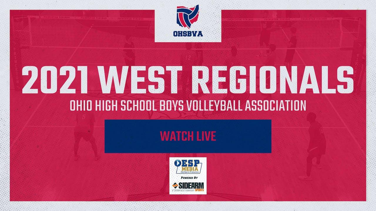 OHSBVA West Regionals - Match #1