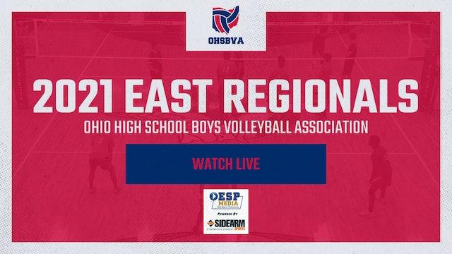 OHSBVA East Regionals - Liberty vs. Thomas Worthington