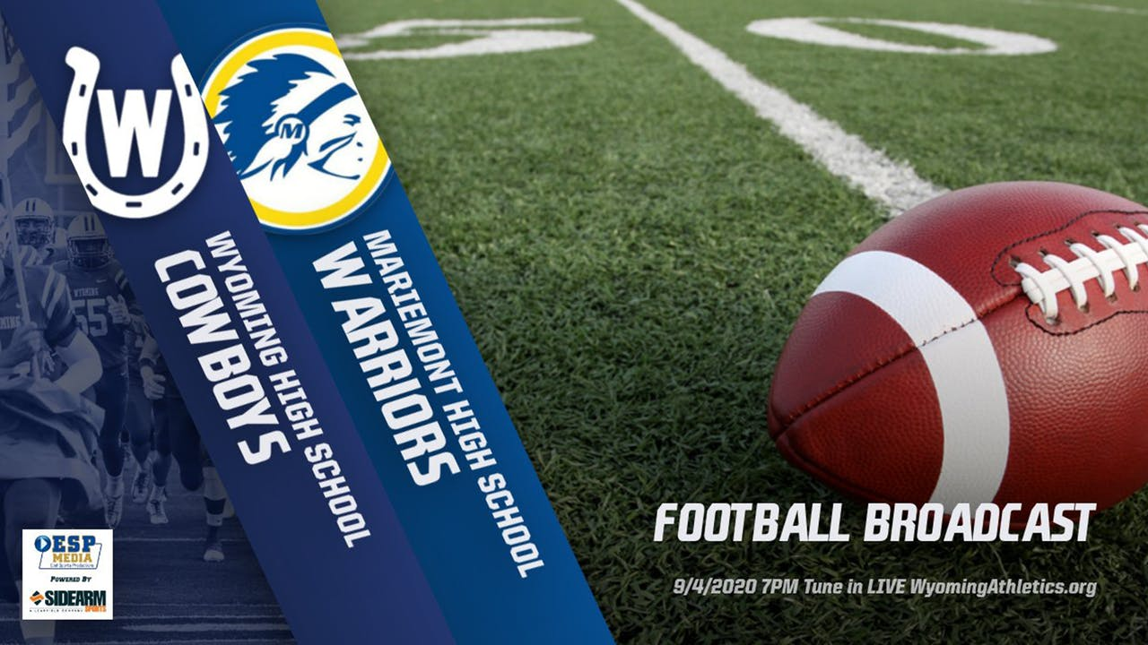 Wyoming Football vs. Mariemont Warriors