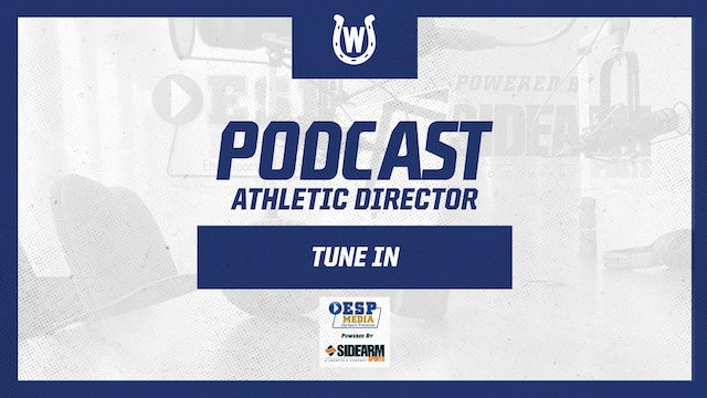 WyomingAthletics.org - Weekly AD Podcast - August 31, 2020