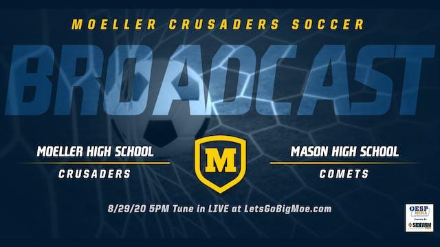Moeller Soccer vs. Mason Comets