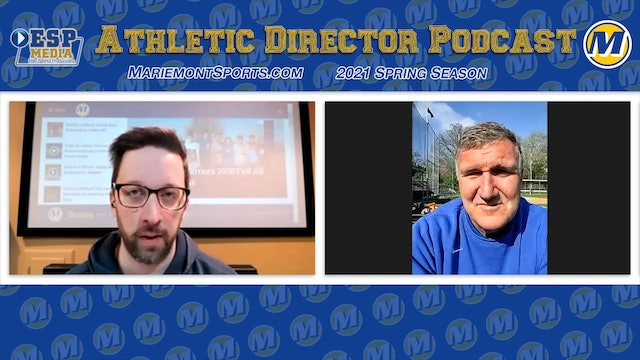 MariemontSports.com - Weekly AD Podcast April 20, 2021