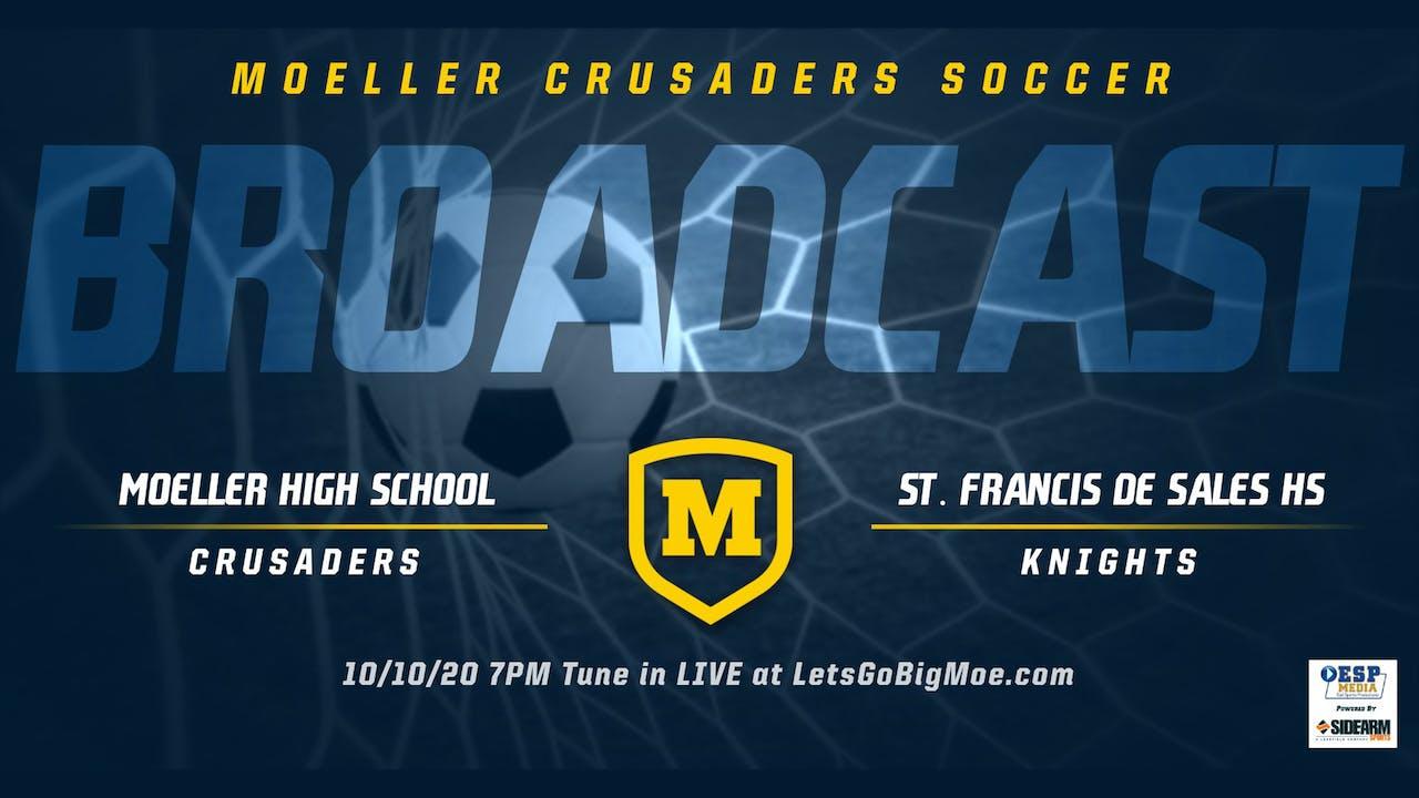 Moeller Soccer vs. St. Francis de Sales Stallions