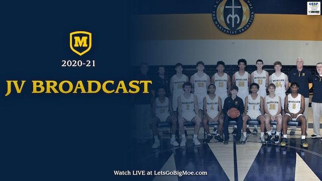 Moeller JV Basketball vs. La Salle Lancers