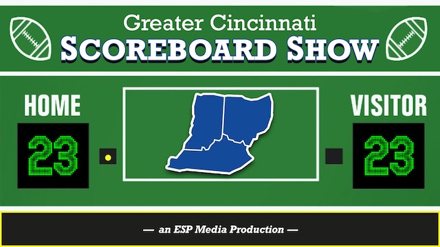 The Greater Cincinnati Scoreboard Show - October 3, 2020