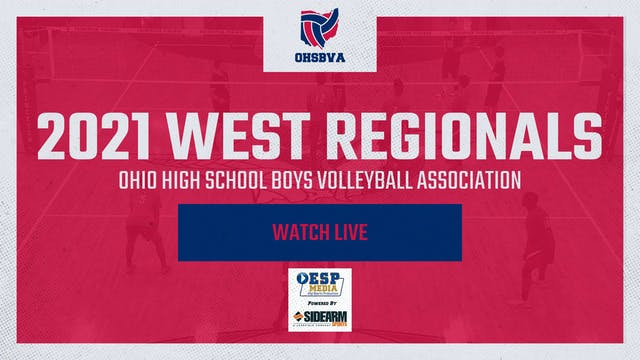 OHSBVA West Regionals - Match #3
