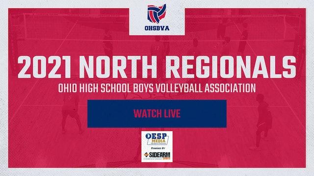 OHSBVA North Regionals - Jackson vs. Stow