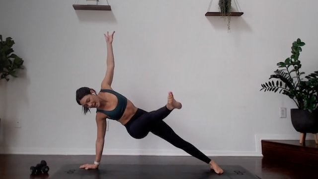 Total Body: YogaSculpt with Missy Fresques (LIVE)