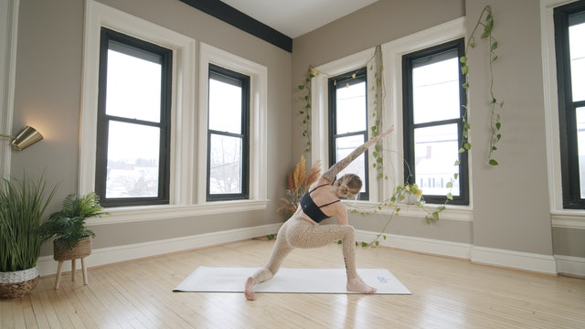 Happy Hips: Glow Flow with Kaylie Daniels
