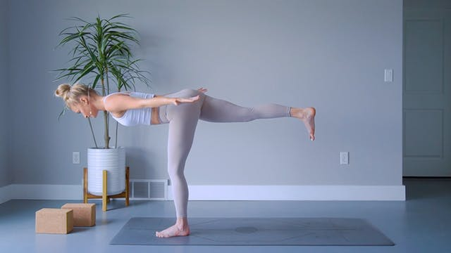 Balancing for Beginners: 14 Days of Y...