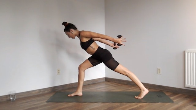 Arms and Abs: YogaSculpt with Missy Fresques (LIVE)