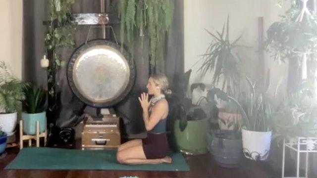 Grounding: Bhakti Vinyasa with Christine Anderson (LIVE RECORDING)
