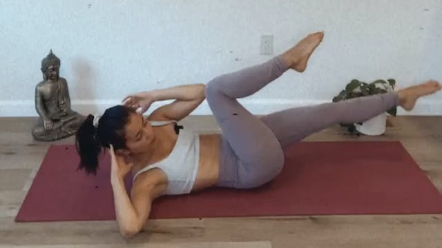 Core Bodyweight Sculpt with Allison W...
