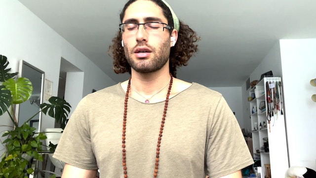 How to Take Your Yoga Practice Off the Mat with Your Breath with Max Lowenstein