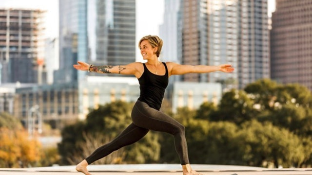 Feel the Aliveness of Your Being: Bhakti Vinyasa with Christine Anderson (LIVE)
