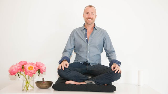 Effortless Meditation 101 (LIVE CLASS...