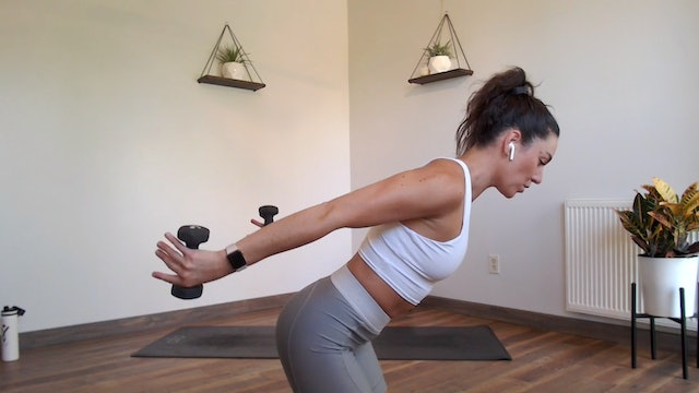 YogaSculpt: Full Body Tone with Missy (LIVE CLASS 09/19/20)