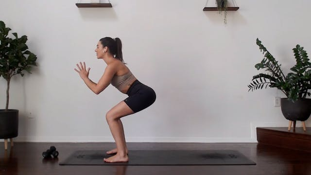 Booty Blast: YogaSculpt with Missy Fr...