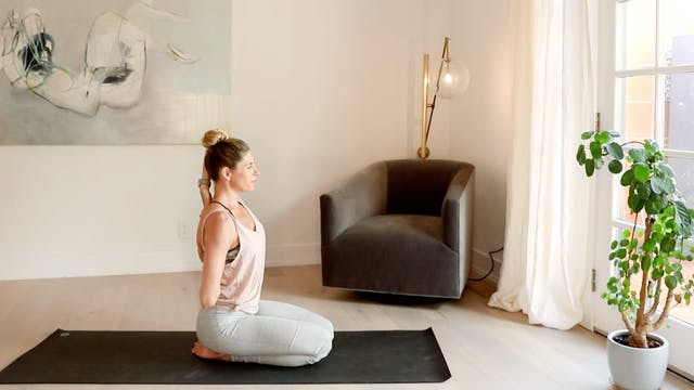 Everyday Yoga Flow with Andrea Bogart