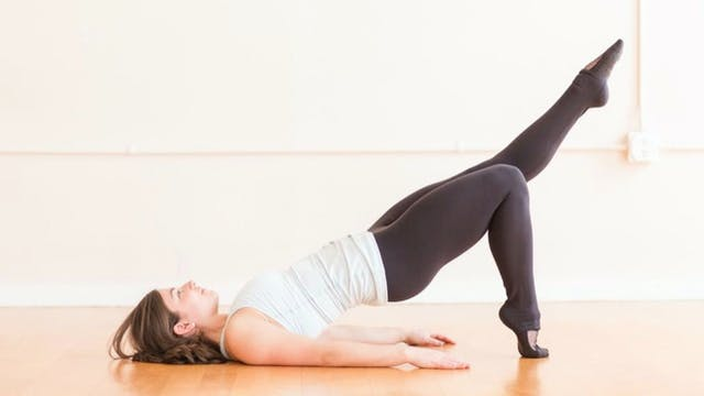 Sweat and Connect: Barre Flow with Da...