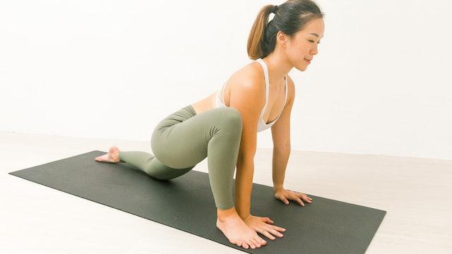 Beginner Flexibility Flow with Roxanne Gan