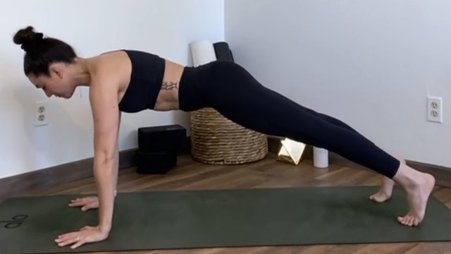 Cardio Boost: Body Weight Sculpt with Missy Fresques (Instagram LIVE)