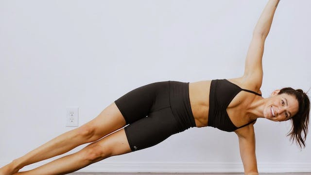 Core + Glutes: Body Weight Sculpt wit...