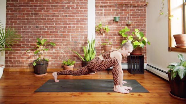 Daily Flexibility: Glow Flow with Kay...
