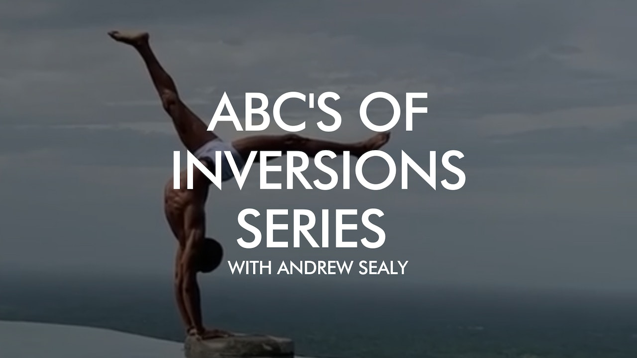 ABC's of Inversions Series with Andrew Sealy